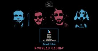 Skylax x Nouveau Casino w/ D.ko records all night long !