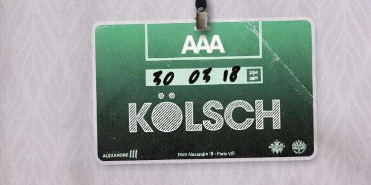 AAA : Kölsch all night long