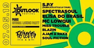 Forever DNB : Outlook Launch Party : S.P.Y - Spectrasoul