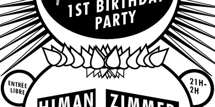 Burnin Music 1st Birthday Party