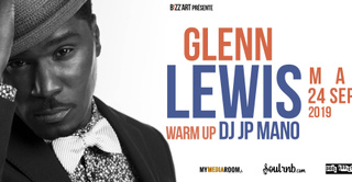 Glenn Lewis en live !