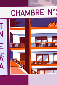 Motel Machine : Mehmet Aslan, Ambeyance, Nova Materia - Machine du Moulin Rouge - vendredi 26 juillet