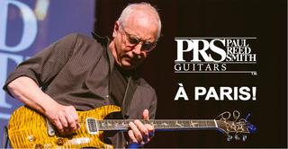 Concert Paul Reed Smith à Paris