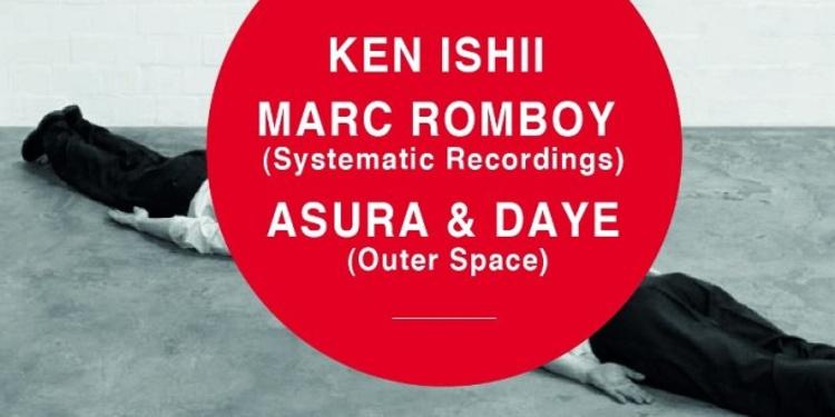 Ken Ishii - Marc Romboy - Asura & Daye