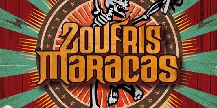 Zoufirs maracas en concerts