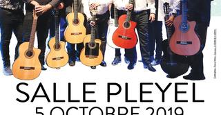 Chico & The Gypsies et les 50 Guitares Gypsies