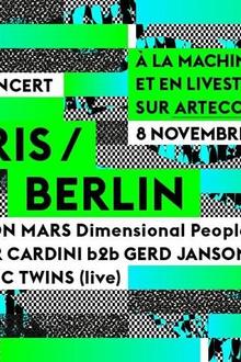 Paris/Berlin - Les 10 ans D'arte Concert