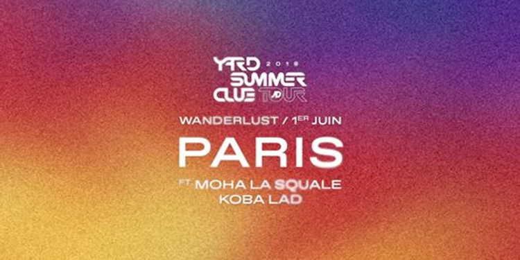 YARD Summer Club ft. Moha La Squale, Koba LaD