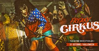 Freaky Cirkus Halloween