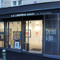 Galerie Bertheas Les Tournesols