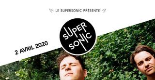 Yowl • Animal Triste • Dead Myth / Supersonic (Free entrance)
