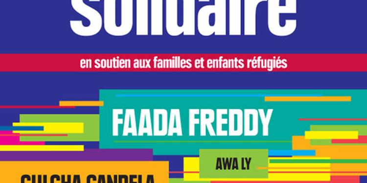 Concert Solidaire - Paris Berlin