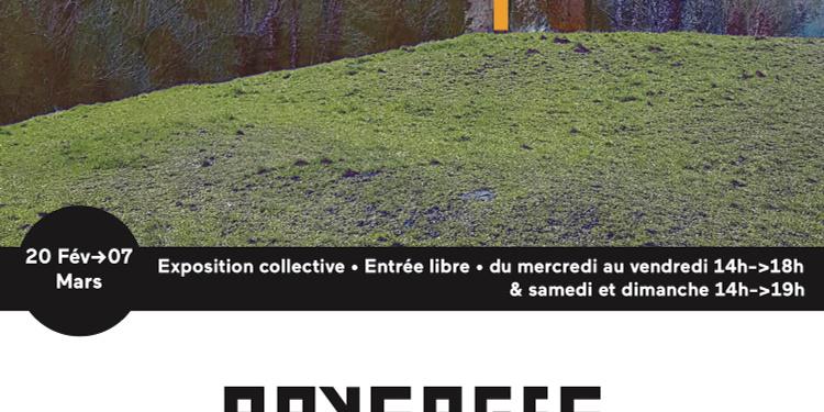Exposition collective- Paysages/ Présages (volet 2)