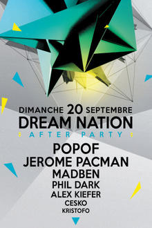Dream Nation After-Party