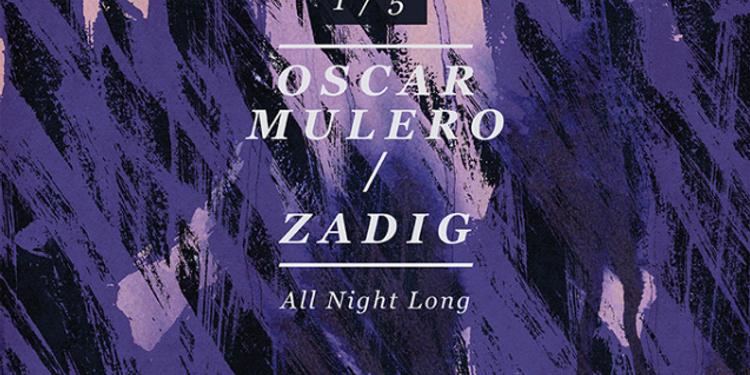 ECHO 1/5 - Zadig / Oscar Mulero