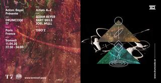 T7 x Drumcode : ADAM BEYER, Bart Skils, Joel Mull