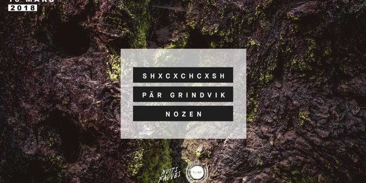 BLIND • Pär Grindvik • Shxcxchcxsh • Nozen