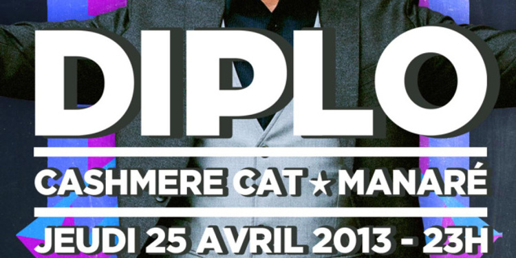 Diplo & Friends – Aftershow Major Lazer