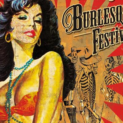 Paris Burlesque Festival : la Bellevilloise à l'heure de l'effeuillage