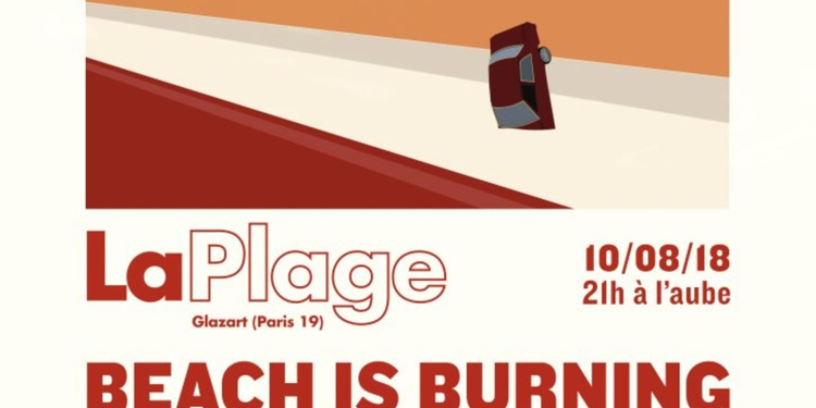 Beach is Burning with Rebolledo b2b Barnt, Fango & More