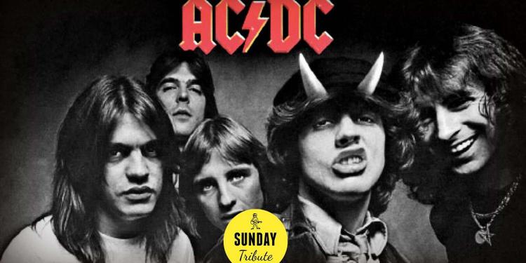 Sunday Tribute // AC/DC