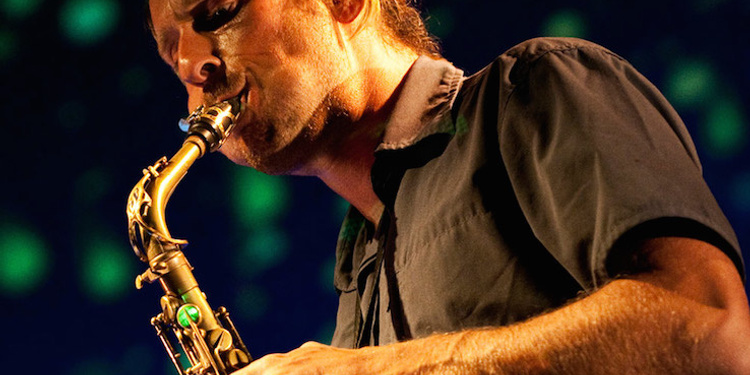 Gaël Horellou quartet electro - Synthesis