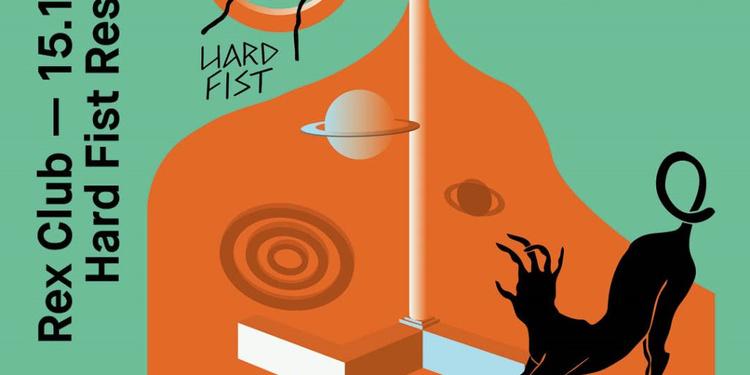 Hard Fist Residency: Marvin & Guy, Simple Symmetry, Cornelius Doctor, Tushen Raï