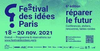 Festival des idées Paris - 18 & 19 novembre