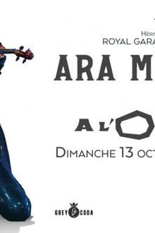 Ara Malikian à l'Olympia le 13 octobre 2019