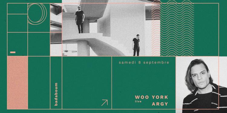 Woo York (live), argy