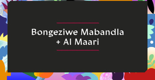 Bongeziwe Mabandla x NYOKOBOP