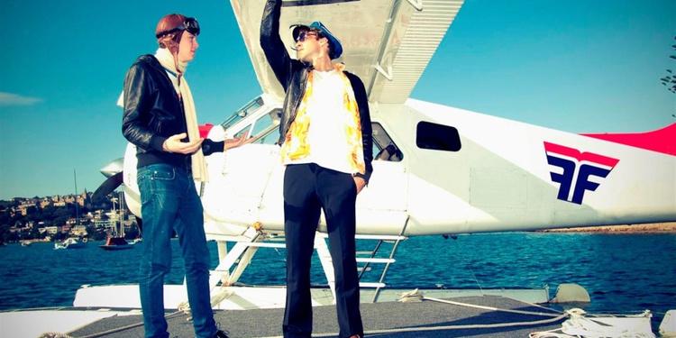 Flight Facilities dj set, MEDium & Dactylo