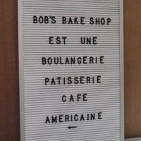 Bob's Bake Shop