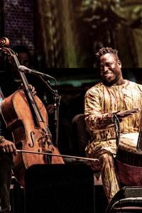 Abel Selaocoe / Trio Chesaba - Palais de la Porte Dorée - vendredi 10 décembre
