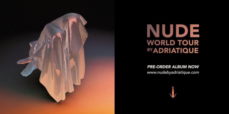 Nude by Adriatique - Paris