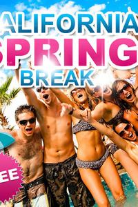 spring break california party - California Avenue - samedi 24 octobre