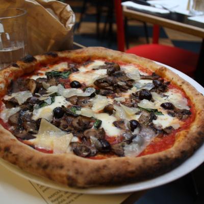 Mio Posto, restaurant italien dans le 11ème