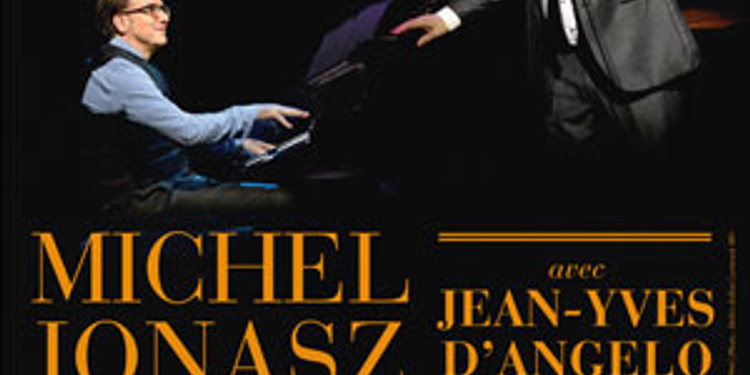 Michel Jonasz - piano voix saison 2