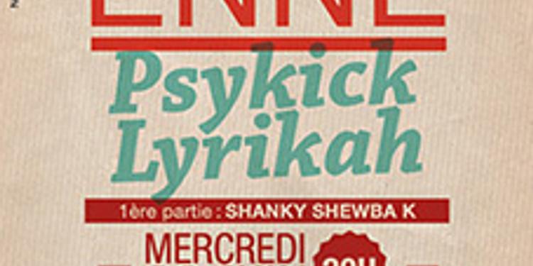 Odezenne + Psykick Lyrikah