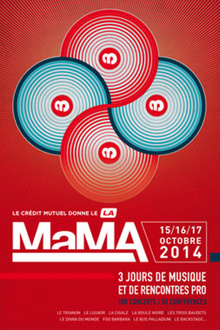 MaMA Festival 2014 : Fills Monkey +Kid Karate+Honeyblood + The Jerry Fish Electric Side Show