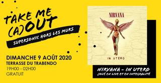 """Nirvana """"In Utero"""" joué en live / Take Me (A)Out"""