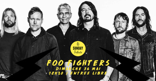 Sunday Tribute - Foo Fighters // Supersonic - Free