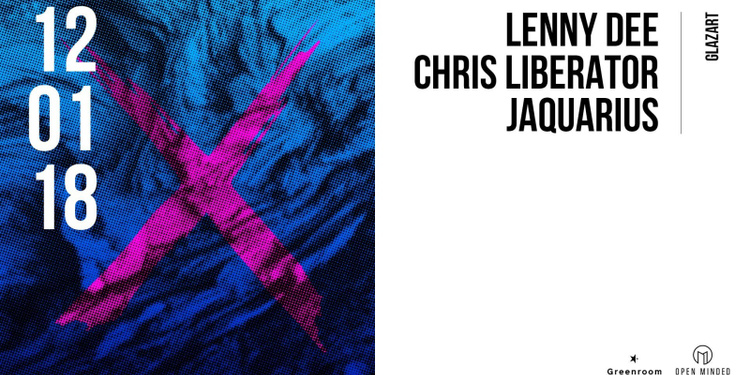 Open Minded Party w/ Lenny Dee + Chris Liberator