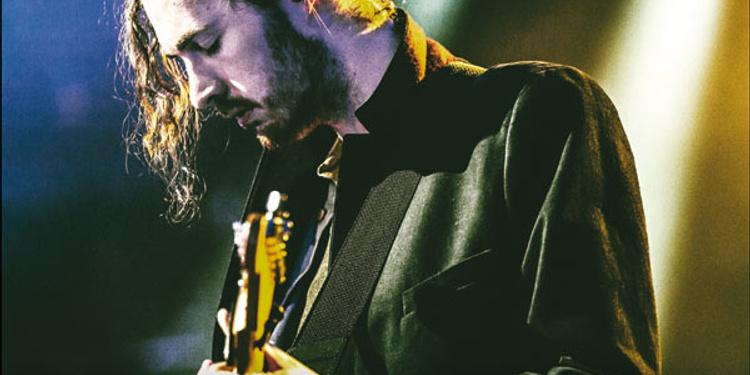 Hozier en concert