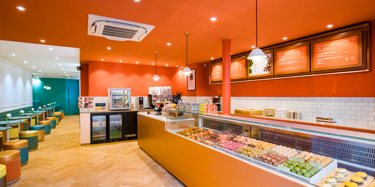 Café Pierre Hermé Odéon