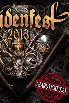 Heidenfest 2013 : Ensiferum - Turisas - equilibrium - suidakra + guest