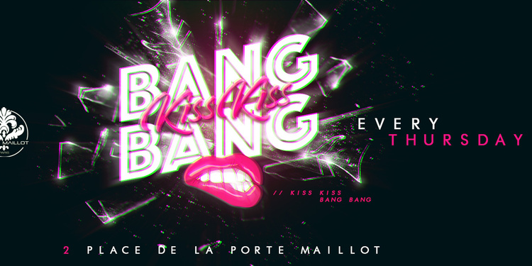 KISS KISS BANG BANG by CUPIDON (GRATUIT AVEC INVITATION A TELECHARGER)