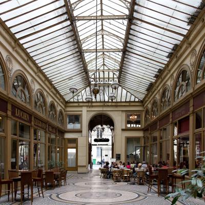 3 galeries au charme typiquement parisien