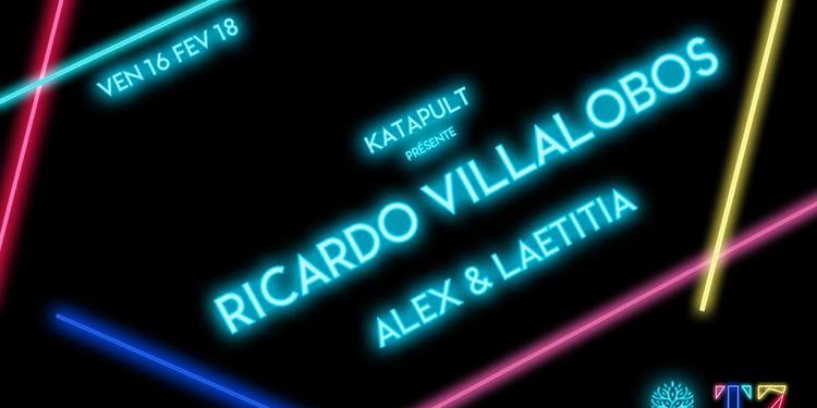 Katapult : Ricardo Villalobos, Alex & Laetitia