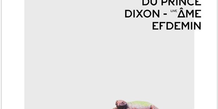 ME.003 - Pantha Du Prince, Âme, Dixon, Efdemin